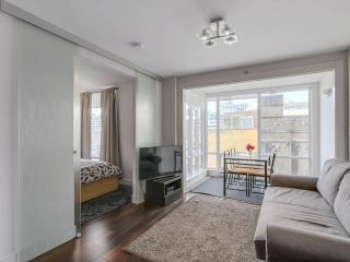 Photo 4: 705 565 SMITHE STREET in Vancouver: Downtown VW Condo for sale (Vancouver West)  : MLS®# R2116160
