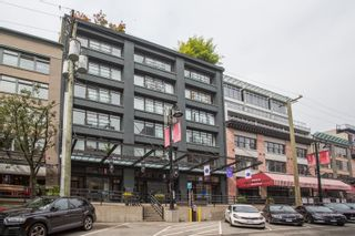 Photo 1: 605 1155 MAINLAND STREET in Vancouver: Yaletown Condo for sale (Vancouver West)  : MLS®# R2518362