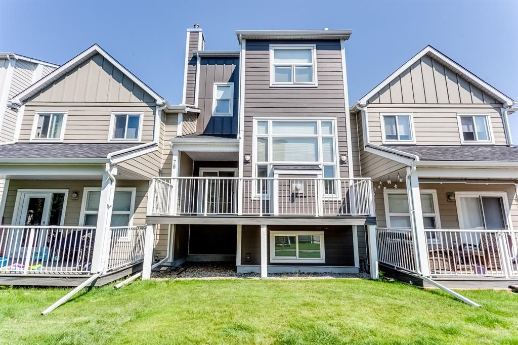 Main Photo: 78 Inglewood Point SE in Calgary: Inglewood Row/Townhouse for sale : MLS®# A1130437
