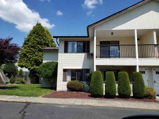 """Photo 1: 29 32959 GEORGE FERGUSON Way in Abbotsford: Central Abbotsford Townhouse for sale in """"Oakhurst Park"""" : MLS®# R2588253"""