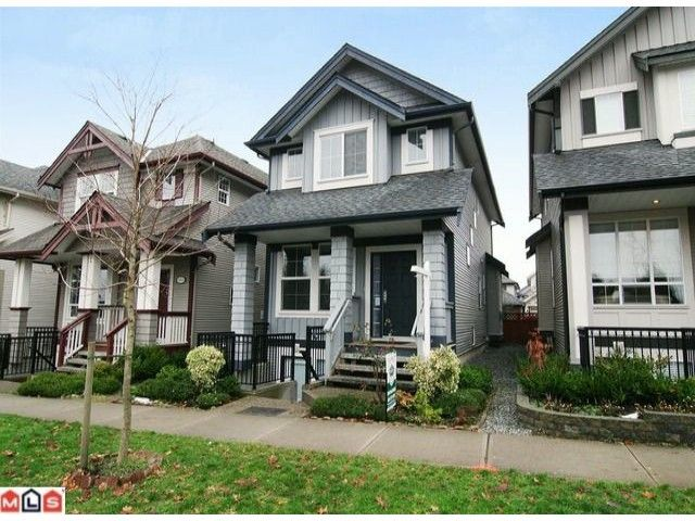 "Main Photo: 19031 68TH Avenue in Surrey: Clayton House for sale in ""Clayton Village"" (Cloverdale)  : MLS®# F1028414"