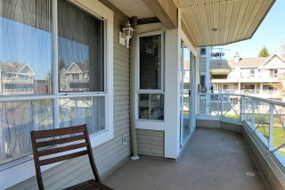"""Photo 16: 204 5556 201A Street in Langley: Langley City Condo for sale in """"Michaud Gardens"""" : MLS®# R2446434"""