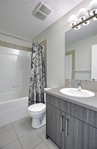 Photo 20: 287 Mahogany Way SE in Calgary: Mahogany Row/Townhouse for sale : MLS®# A1098955