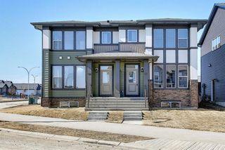 Main Photo: 781 Walgrove Boulevard SE in Calgary: Walden Semi Detached for sale : MLS®# A1083738