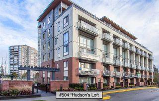 "Photo 1: 504 3080 GLADWIN Road in Abbotsford: Central Abbotsford Condo for sale in ""Hudson's Loft"" : MLS®# R2283903"