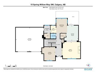 Photo 46: 15 Spring Willow Way SW in Calgary: Springbank Hill Detached for sale : MLS®# A1151263