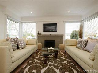Photo 2: 2111 Kings Rd in VICTORIA: OB Henderson House for sale (Oak Bay)  : MLS®# 751407