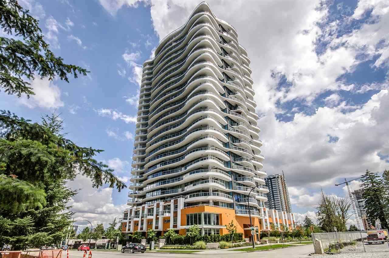 "Main Photo: 1206 13303 CENTRAL Avenue in Surrey: Whalley Condo for sale in ""WAVE"" (North Surrey)  : MLS®# R2481811"