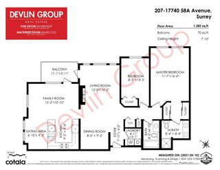 """Photo 40: 207 17740 58A Avenue in Surrey: Cloverdale BC Condo for sale in """"Derby Downs"""" (Cloverdale)  : MLS®# R2579014"""