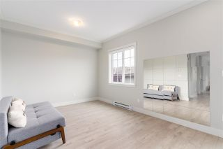 """Photo 16: 9 9691 ALBERTA Road in Richmond: McLennan North Townhouse for sale in """"JADE"""" : MLS®# R2574897"""