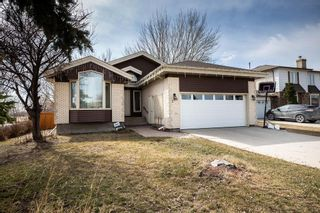 Photo 1: 376 Kirkbridge Drive in Winnipeg: Richmond West Residential for sale (1S)  : MLS®# 202107664