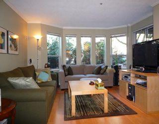Photo 5: # 108 2288 W 12TH AV in Vancouver: Kitsilano Condo for sale (Vancouver West)  : MLS®# V751487