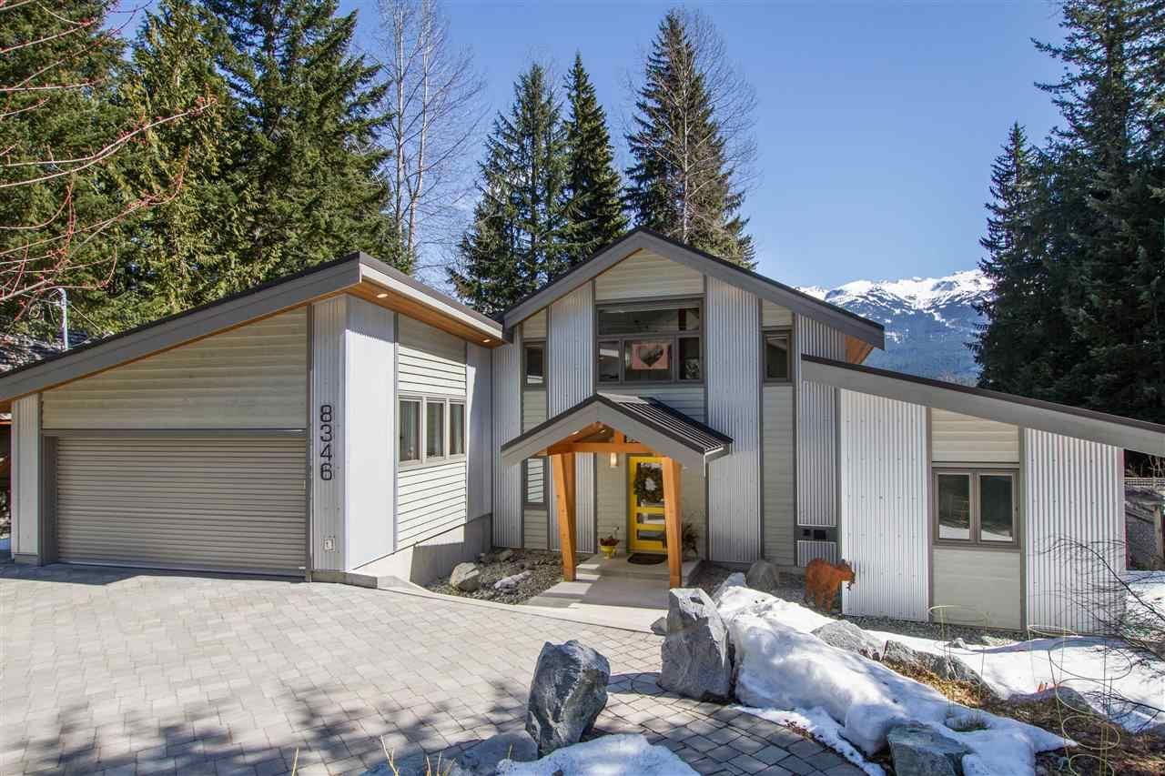 Main Photo: 8346 RAINBOW Drive in Whistler: Alpine Meadows House for sale : MLS®# R2567685