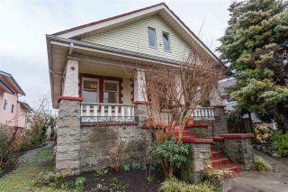 "Photo 1: 855 E 19TH Avenue in Vancouver: Fraser VE House for sale in ""Kensington Cedar Cottage"" (Vancouver East)  : MLS®# R2146655"