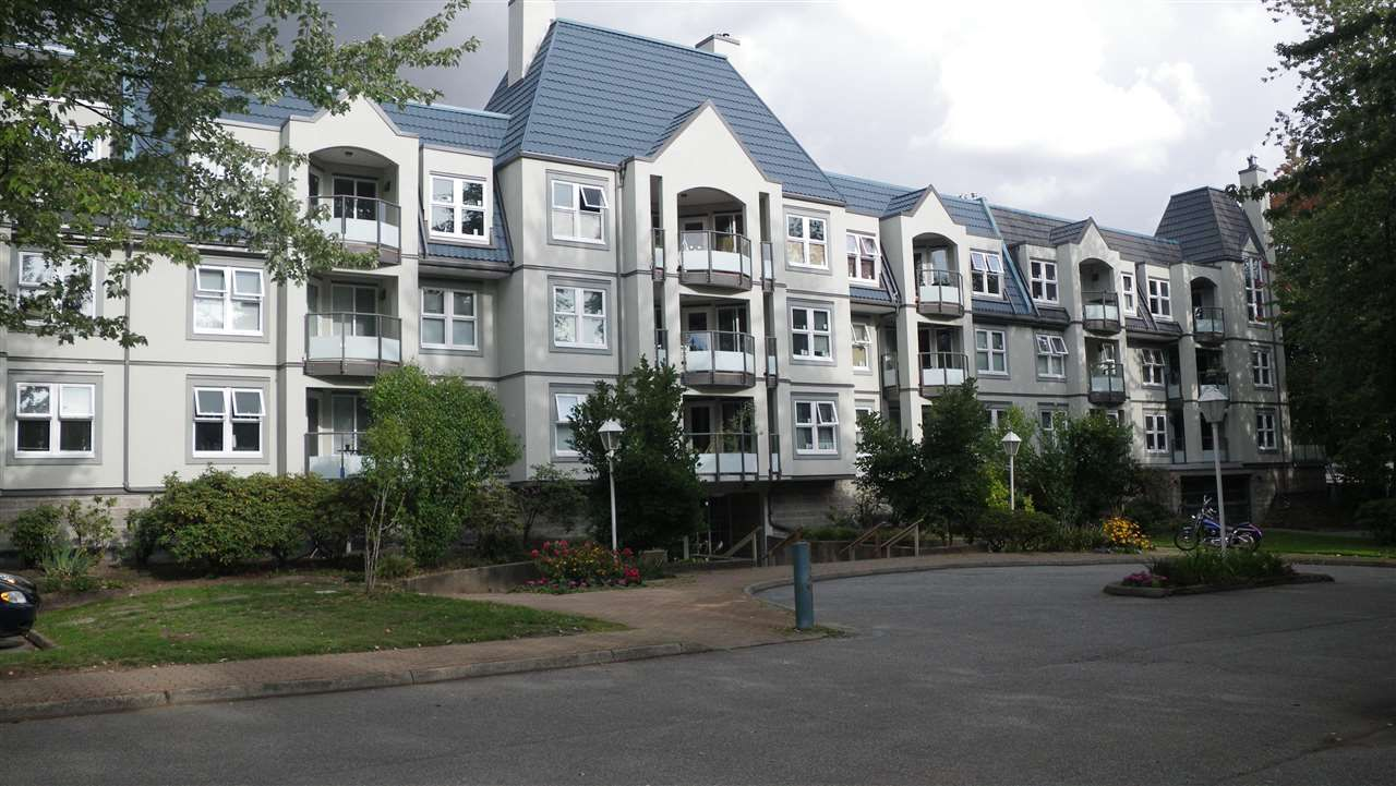 """Main Photo: 321 99 BEGIN Street in Coquitlam: Maillardville Condo for sale in """"LE CHATEAU"""" : MLS®# R2016243"""