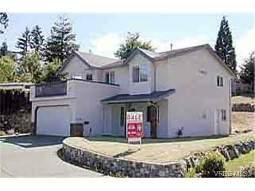 Main Photo: 3098 Shoreview Dr in VICTORIA: La Glen Lake House for sale (Langford)  : MLS®# 216201
