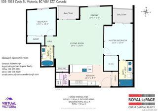 Photo 25: 503 1033 Cook St in Victoria: Vi Downtown Condo for sale : MLS®# 885387