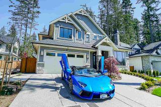 Photo 1: 1928 LARONDE Drive in Surrey: Crescent Bch Ocean Pk. House for sale (South Surrey White Rock)  : MLS®# R2385182