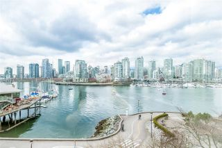 """Photo 2: 516 456 MOBERLY Road in Vancouver: False Creek Condo for sale in """"PACIFIC COVE"""" (Vancouver West)  : MLS®# R2248992"""