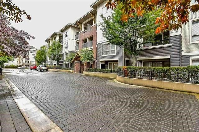 "Main Photo: A419 8929 202 Street in Langley: Walnut Grove Condo for sale in ""THE GROVE"" : MLS®# R2171465"