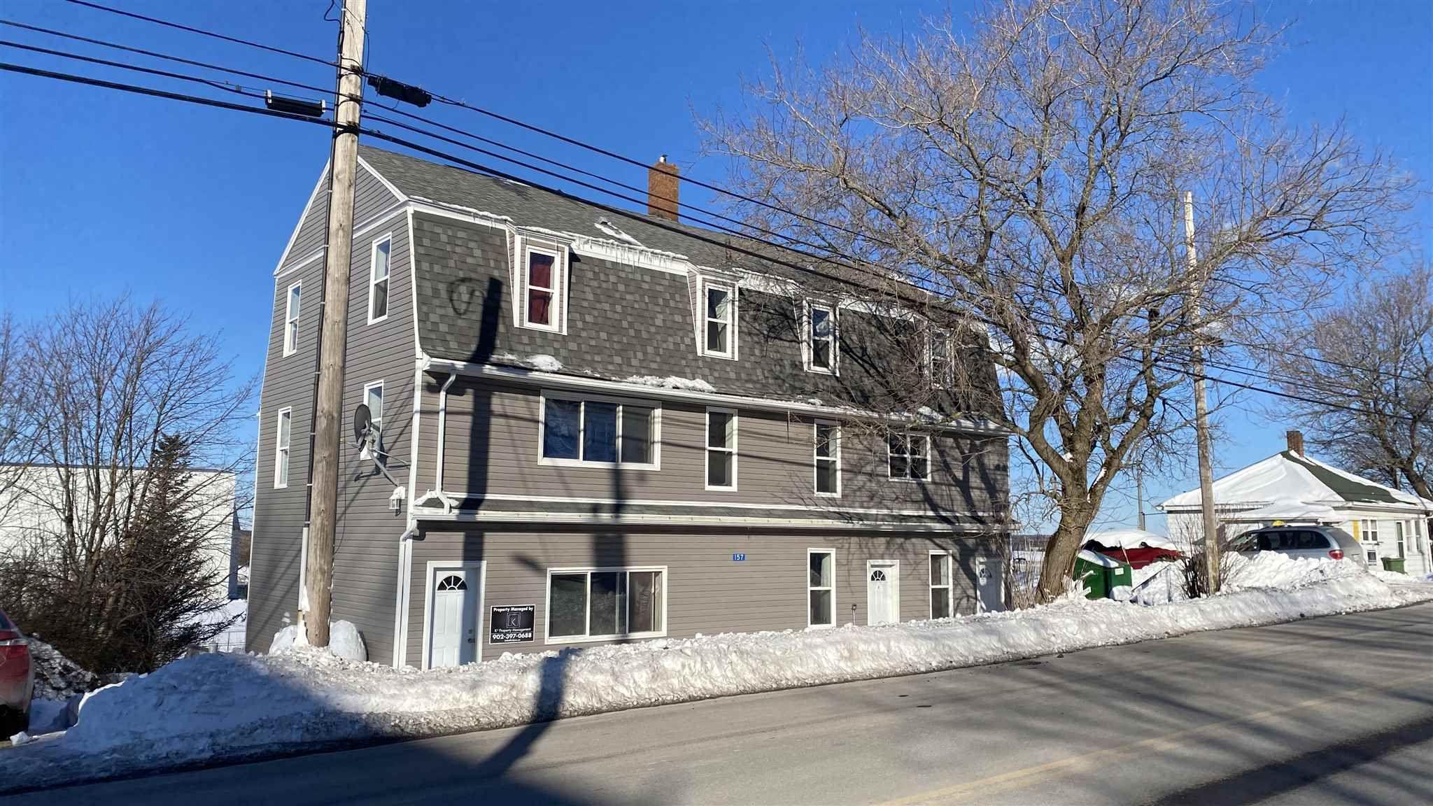 Main Photo: 157 MAIN Street in Trenton: 107-Trenton,Westville,Pictou Multi-Family for sale (Northern Region)  : MLS®# 202102543