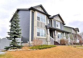 Main Photo: 698 PANAMOUNT Boulevard NW in Calgary: Panorama Hills Semi Detached for sale : MLS®# A1100611