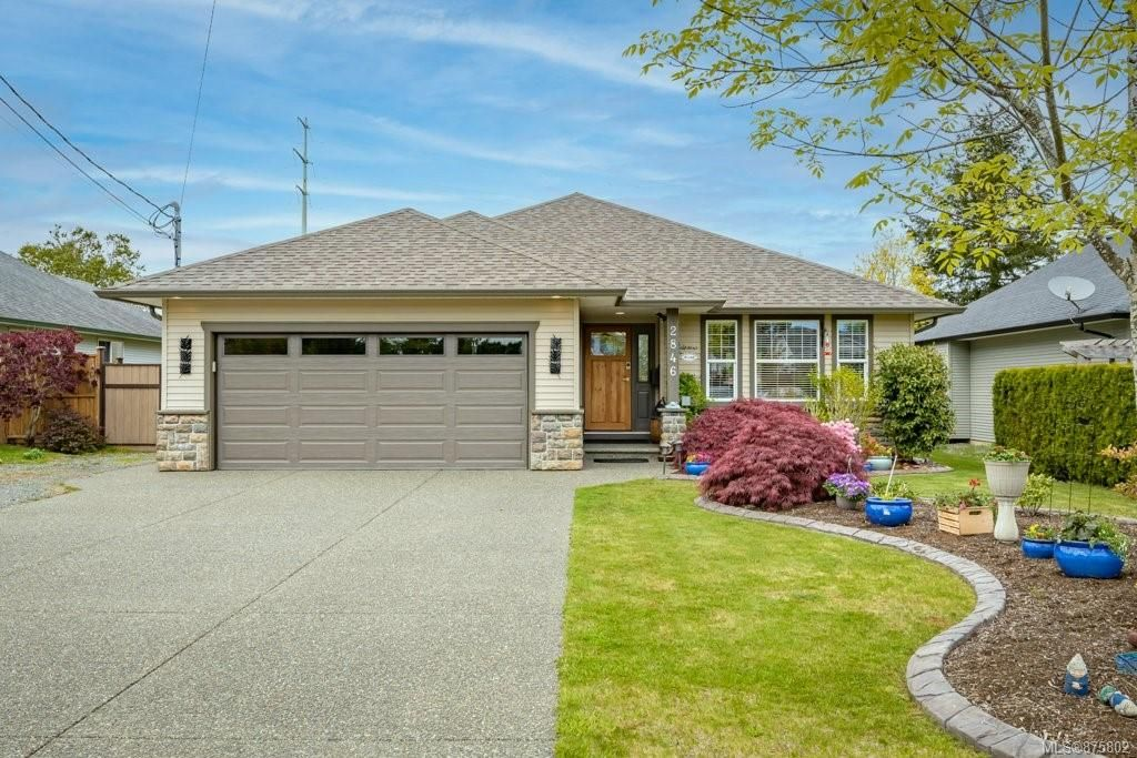 Main Photo: 2846 Muir Rd in : CV Courtenay East House for sale (Comox Valley)  : MLS®# 875802