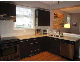 """Photo 4: 3858 WELWYN Street in Vancouver: Victoria VE Townhouse for sale in """"STORIES"""" (Vancouver East)  : MLS®# V774783"""