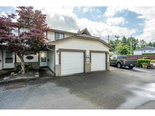 """Main Photo: 3 9539 208 Street in Langley: Walnut Grove Townhouse for sale in """"COUNTRY BROOK ESTATES"""" : MLS®# R2593315"""