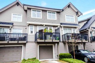 """Photo 2: 712 ORWELL Street in North Vancouver: Lynnmour Townhouse for sale in """"Wedgewood"""" : MLS®# R2037751"""