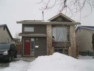 Photo 1: 50 Lambeth Road in Winnipeg: River Park South Single Family Detached for sale (South Winnipeg)