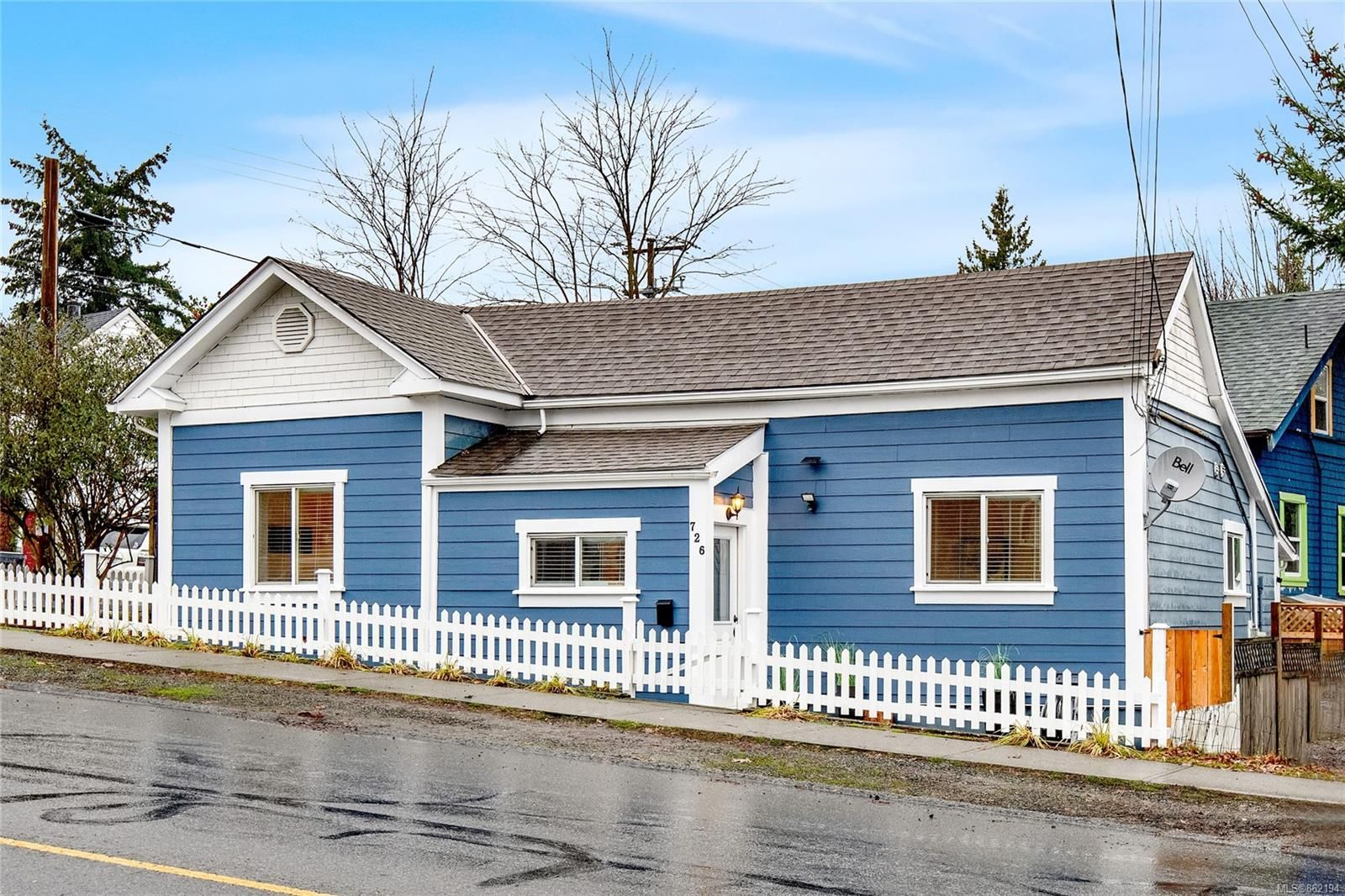 Main Photo: 726 Fitzwilliam St in : Na Old City House for sale (Nanaimo)  : MLS®# 862194