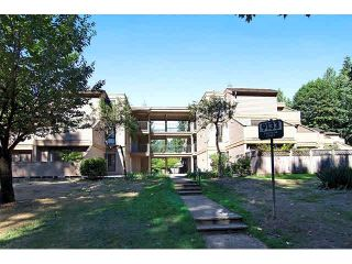 """Photo 1: 101 9133 CAPELLA Drive in Burnaby: Simon Fraser Hills Townhouse for sale in """"MOUNTAINWOOD"""" (Burnaby North)  : MLS®# V1139820"""