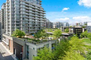 """Photo 12: 619 1783 MANITOBA Street in Vancouver: False Creek Condo for sale in """"The Residences at West"""" (Vancouver West)  : MLS®# R2579373"""