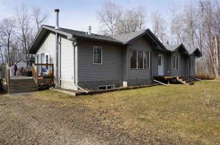 Photo 1: 102 55530 RGE RD 52: Rural Lac Ste. Anne County House for sale : MLS®# E4229632
