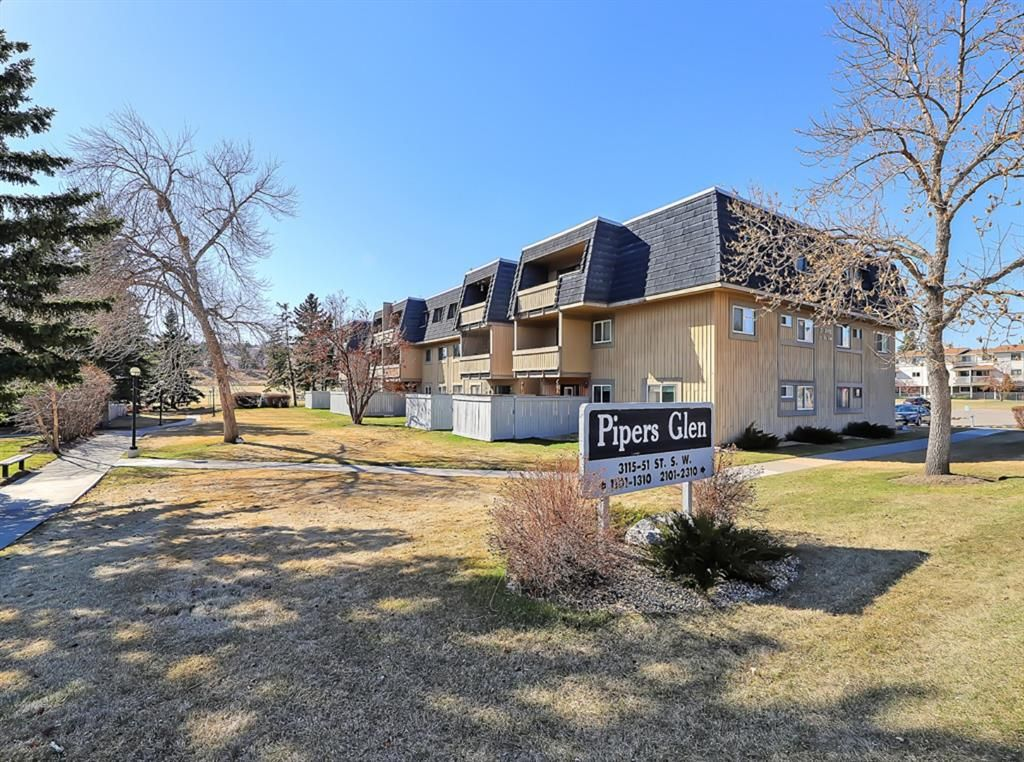 Main Photo: 2104 3115 51 Street SW in Calgary: Glenbrook Apartment for sale : MLS®# A1097152