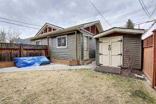 Photo 37: 9502 86 Avenue in Edmonton: Zone 18 House Half Duplex for sale : MLS®# E4241046