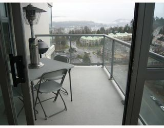 """Photo 10: 1501 290 NEWPORT Drive in Port_Moody: North Shore Pt Moody Condo for sale in """"THE SENTINEL"""" (Port Moody)  : MLS®# V689879"""