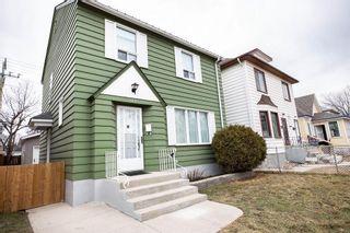 Main Photo: 288 Polson Avenue in Winnipeg: Sinclair Park Residential for sale (4C)  : MLS®# 202107125