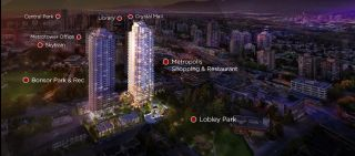 "Photo 26: 2208 6538 NELSON Avenue in Burnaby: Metrotown Condo for sale in ""MET 2"" (Burnaby South)  : MLS®# R2574714"