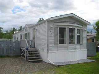 "Photo 1: 5094 HENREY Road in Prince George: Lafreniere Manufactured Home for sale in ""LAFRENIERE"" (PG City South (Zone 74))  : MLS®# N218016"