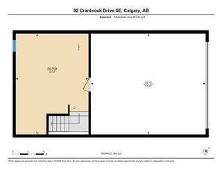 Photo 34: 82 Cranbrook Drive SE in Calgary: Cranston Row/Townhouse for sale : MLS®# A1075225
