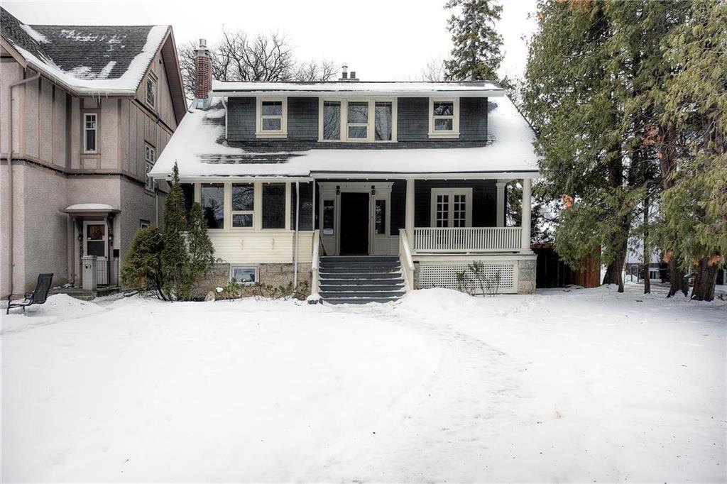 Main Photo: 288 Harvard Avenue in Winnipeg: Crescentwood Residential for sale (1C)  : MLS®# 202100976