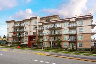 """Main Photo: 402 13768 108 Avenue in Surrey: Whalley Condo for sale in """"VENUE"""" (North Surrey)  : MLS®# R2560442"""
