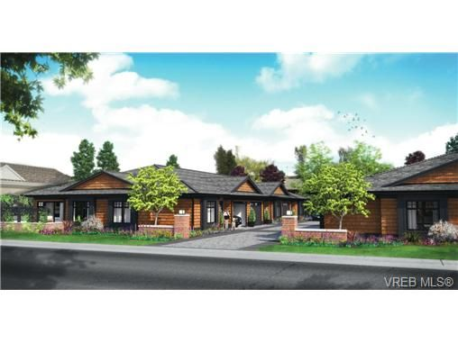 Main Photo: 1 2340 Oakville Ave in VICTORIA: Si Sidney South-East Row/Townhouse for sale (Sidney)  : MLS®# 709257