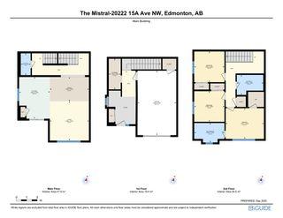 Photo 39: 20315 16 Avenue in Edmonton: Zone 57 Attached Home for sale : MLS®# E4220855