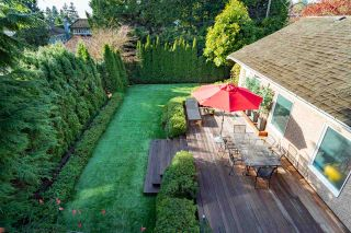 Photo 34: 6309 MACDONALD Street in Vancouver: Kerrisdale House for sale (Vancouver West)  : MLS®# R2461665