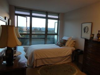 """Photo 7: 717 2799 YEW Street in Vancouver: Kitsilano Condo for sale in """"TAPESTRY AT THE O'KEEFE"""" (Vancouver West)  : MLS®# V916674"""