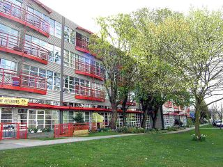 FEATURED LISTING: 214 - 350 2ND Avenue East Vancouver