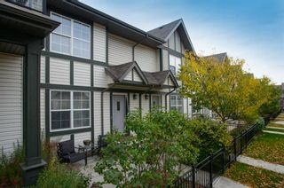 Photo 1: 1217 CRANFORD Court SE in Calgary: Cranston Row/Townhouse for sale : MLS®# A1085162